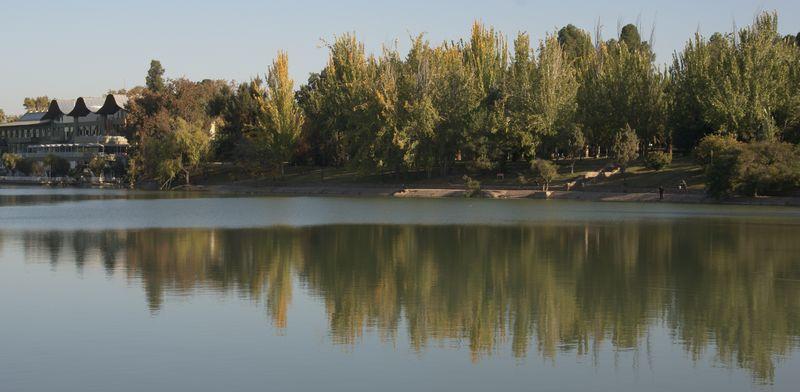 El lago (artificial)