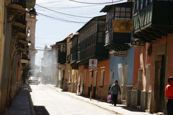 una calle