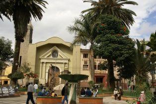 plaza coroico