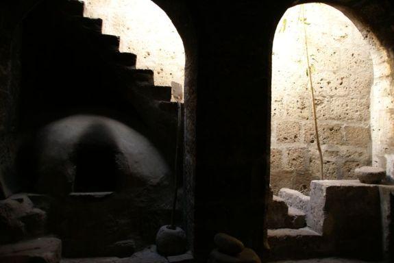 cocina del convento