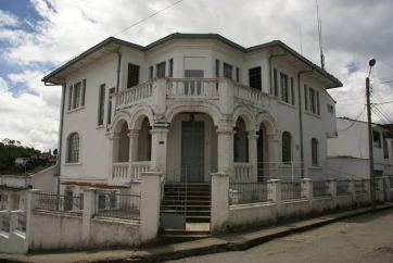 una casa cualquiera