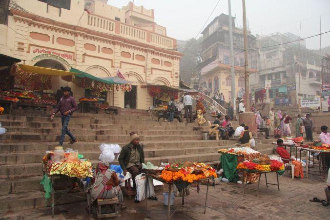ghat_benares_india_elviajenotermina_blog de viajes