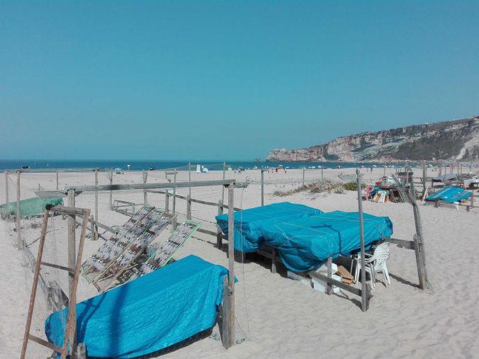 playa_nazare_portugal_elviajenotermina_blog de viajes