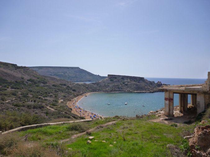 ghajn_tuffieha_malta_elviajenotermina_blog de viajes
