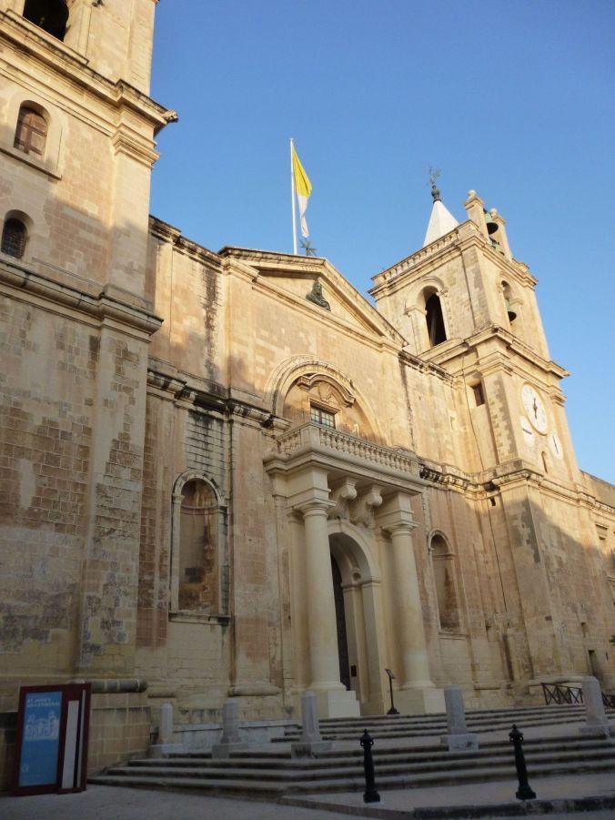 st_john_cathedral_malta_elviajenotermina_blog de viajes