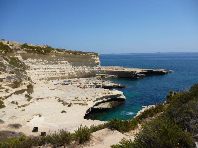 st_peters_pool_malta_elviajenotermina_blog de viajes