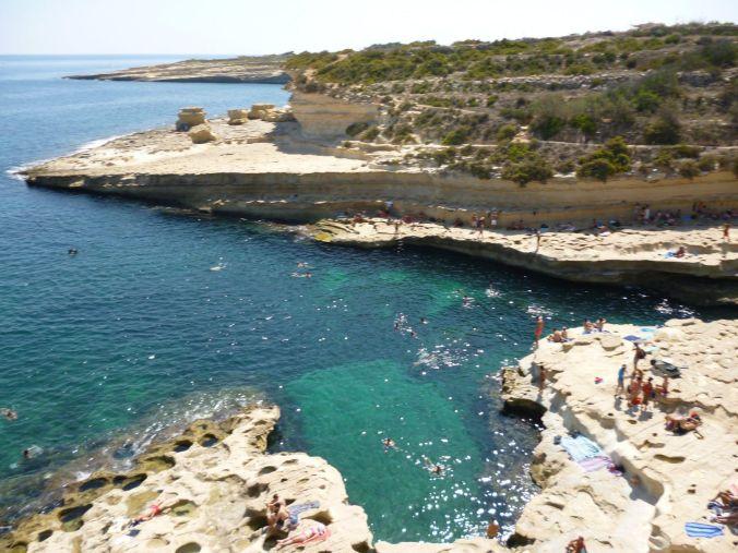 stpeters_pool_malta_elviajenotermina_blog de viajes