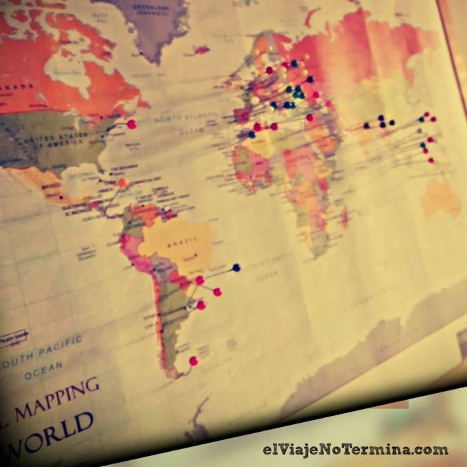 Blog Viajes - El Viaje No Termina