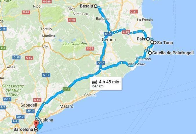 ruta_cataluna_blog viajes_el viaje no termina