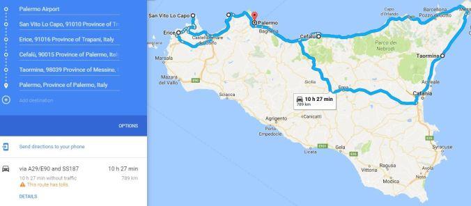 ruta coche sicilia_italia_blog viajes_el viaje no termina