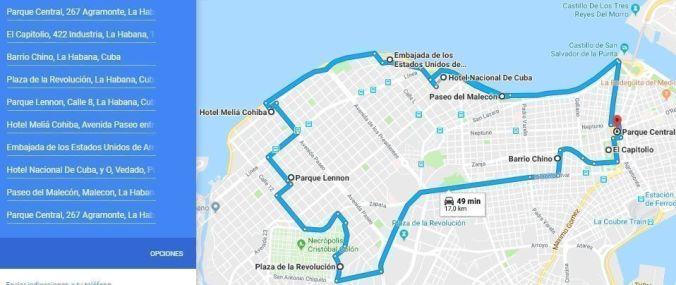ruta coche_la habana_blog viajes_el viaje no termina