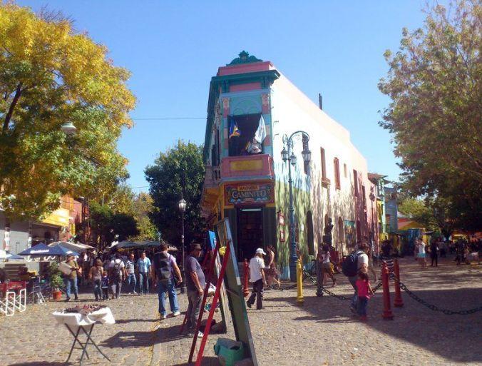Buenos Aires - Argentina - Blog de Viajes - El Viaje No Termina