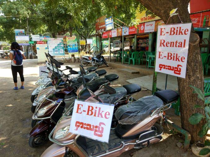 Alquiler motos eléctricas Birmania - Blog Viajes - El Viaje No Termina