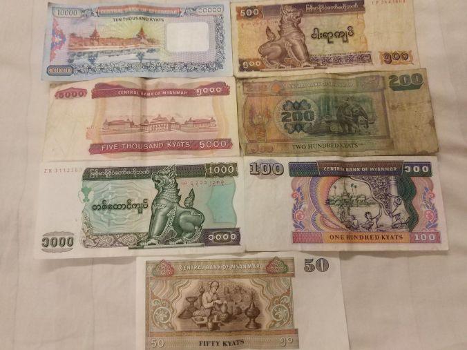 Billetes Birmania - Blog Viajes - El Viaje No Termina