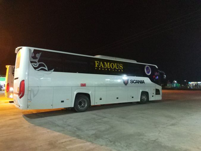 Famous bus - Blog Viajes - El Viaje No Termina