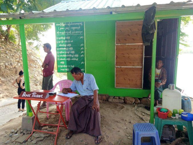 Venta tickets barco Birmania - Blog Viajes - El Viaje No Termina