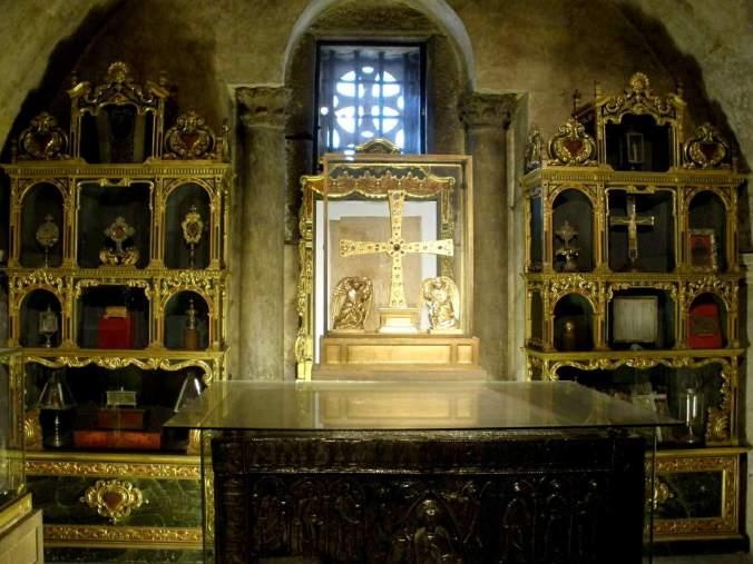 Cámara Santa Catedral Oviedo - Asturias