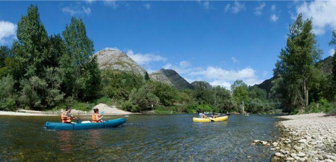 Descenso Sella - Asturias - El Viaje No Termina