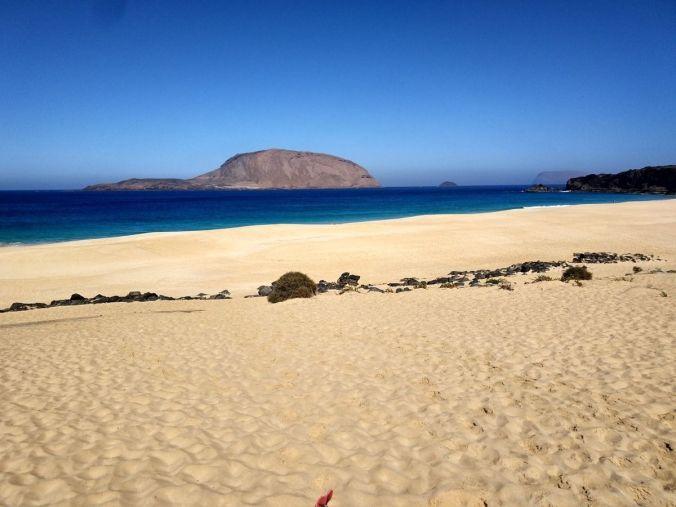 La Graciosa - Islas Canarias -El Viaje No Termina