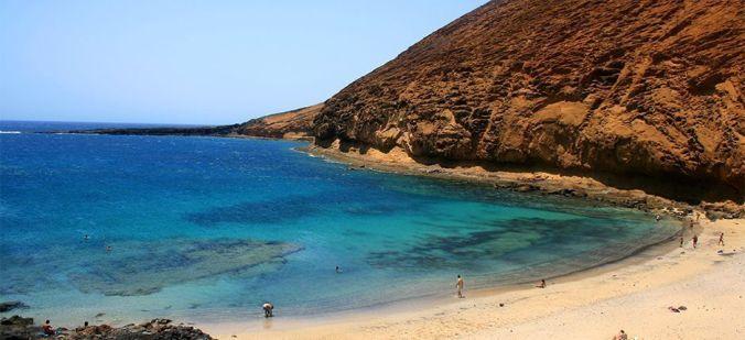 Playa La Cocina - La Graciosa - Islas Canarias