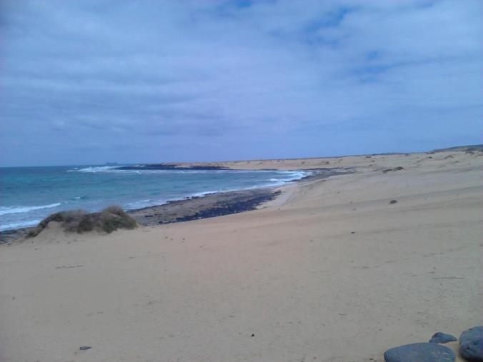Playa de Lambra - La Graciosa - Islas Canarias