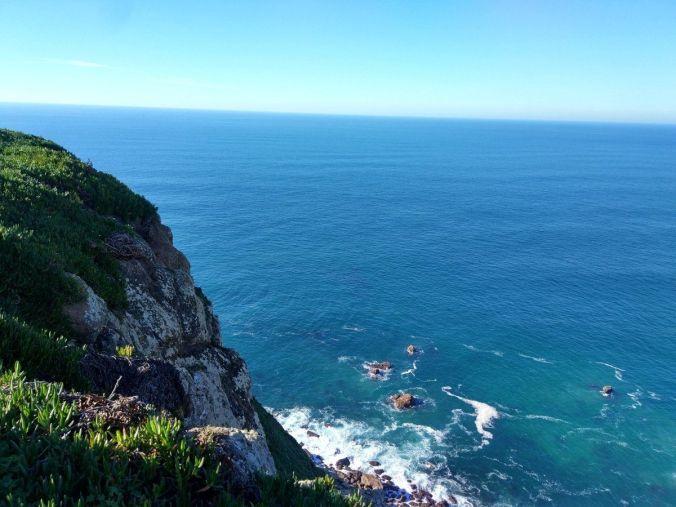 Cabo de Roca - Ruta Lisboa - El Viaje No Termina