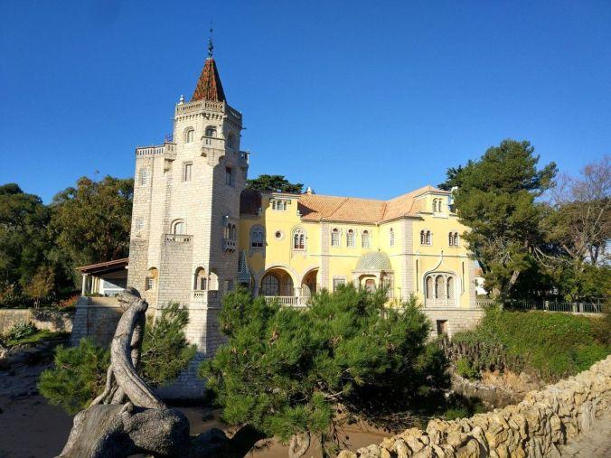 Cascais - Ruta Lisboa - El Viaje No Termina