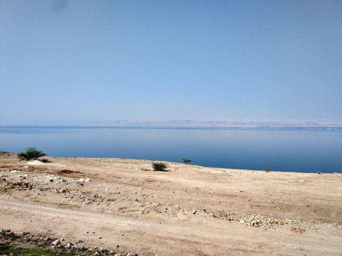Mar Muerto - Viaje a Jordania - El Viaje No Termina