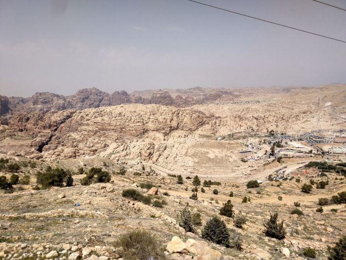 Mirador Wadi Musa - Viaje a Jordania - El Viaje No Termina