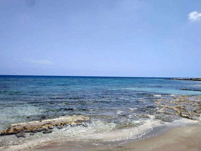 Trinity beach - Chipre - El Viaje No Termina