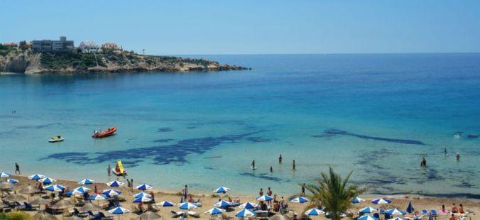Bahía Coral Pafos - Chipre - El Viaje No Termina