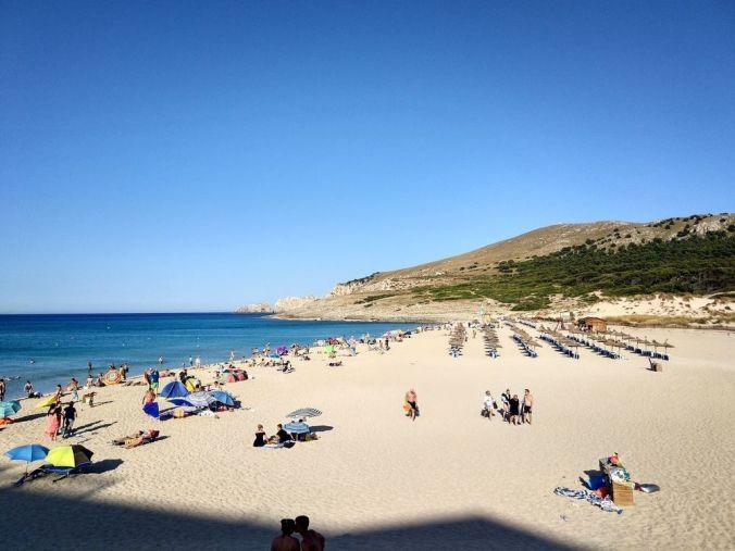 Cala Mesquida - Mallorca - El Viaje No Termina
