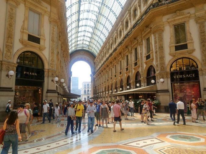 Milan - Italia - El Viaje No Termina