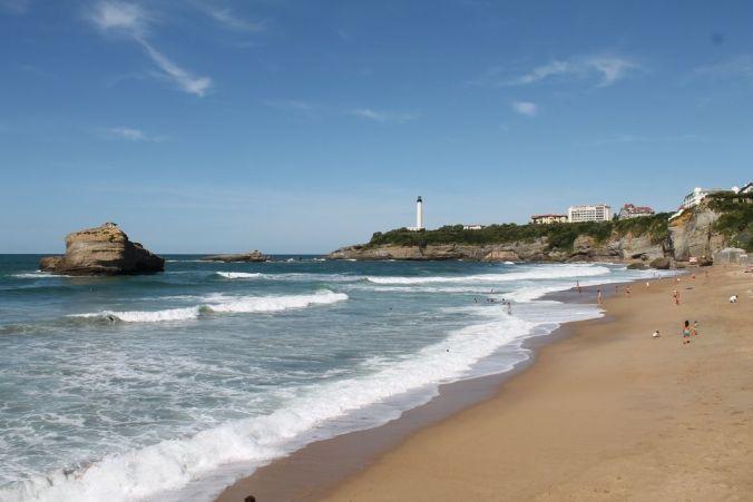 Biarritz - Francia - El Viaje No Termina