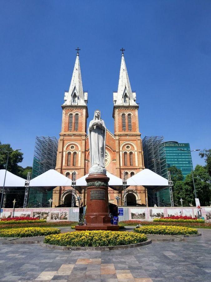 Ciudad de Ho Chi Minh - Vietnam - El Viaje No Termina