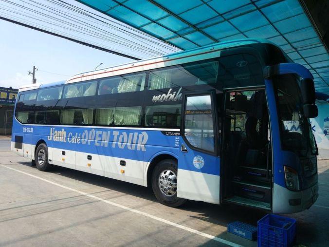 Autobuses en Vietnam - El Viaje No Termina