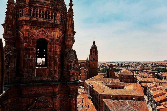 Salamanca - El Viaje No Termina