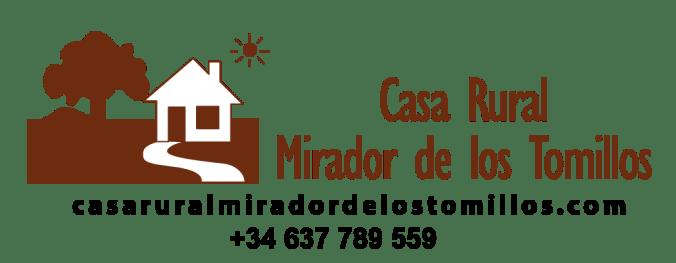 casa rural mirador de los tomillos - el viaje no termina