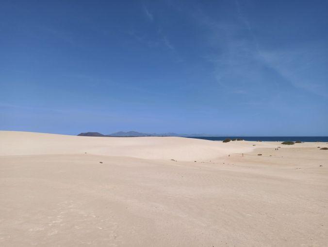 Dunas Corralejo - Fuerteventura - El Viaje No Termina