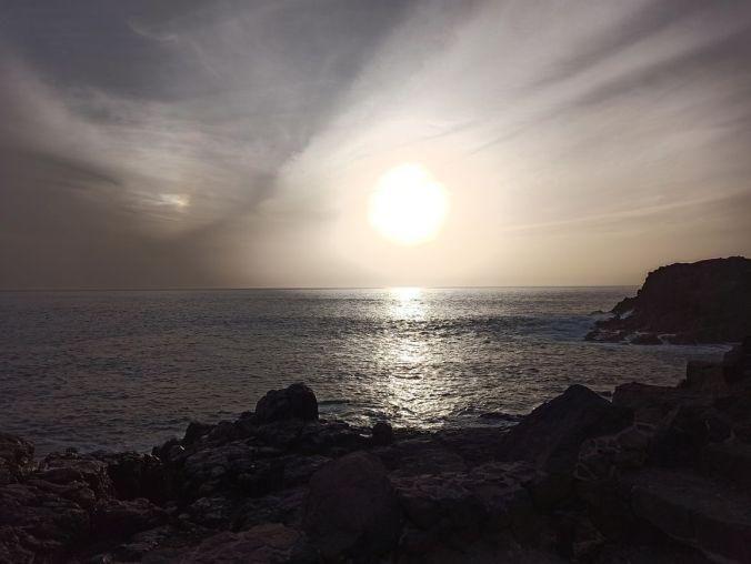 Puesta sol El Cotillo - Fuerteventura - El Viaje No Termina