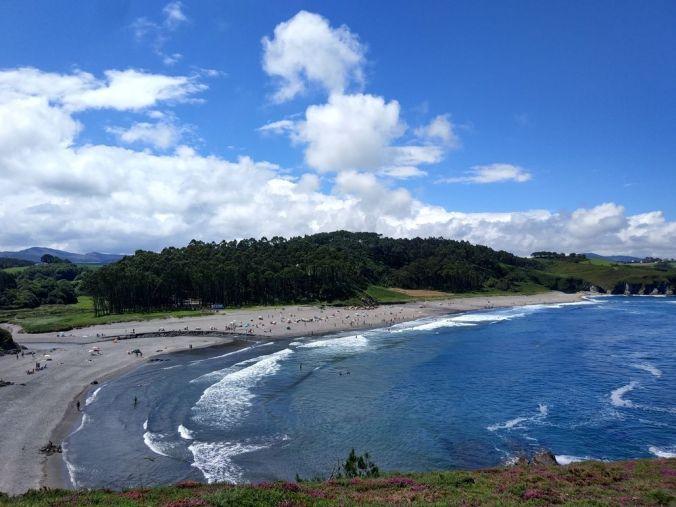 Playa Frexulfe - Asturias - El Viaje No Termina