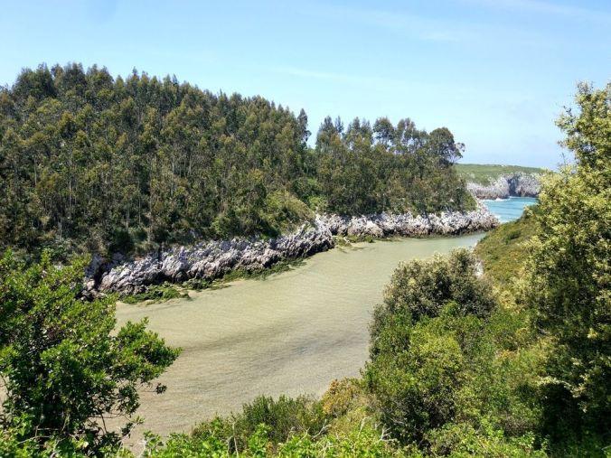 Playa de Guadamia - Asturias - El Viaje No Termina