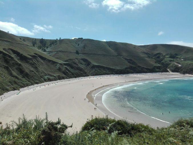 Playa de Torimbia - Asturias - El Viaje No Termina