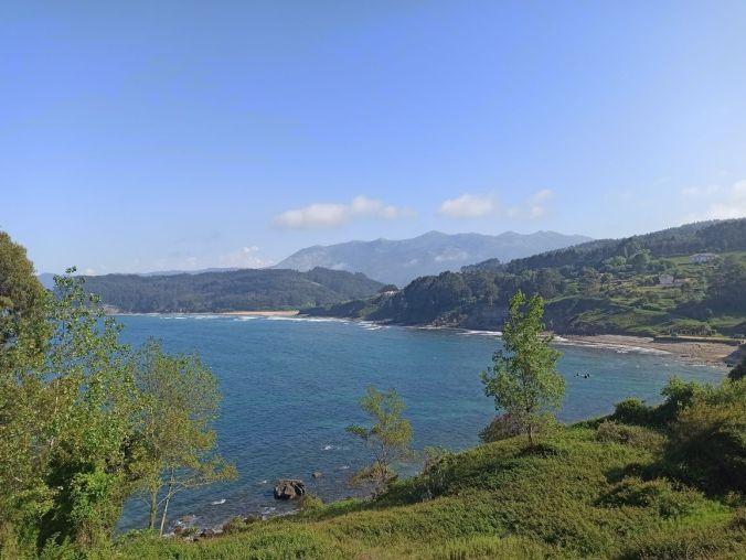 Playa de la Griega - Asturias - El Viaje No Termina