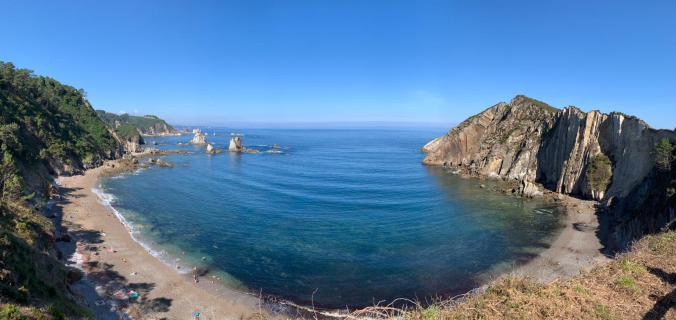 Playa del Silencio - Asturias - El Viaje No Termina