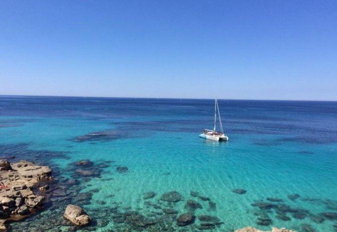 excursion en catamaran en mallorca