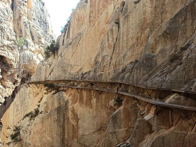 Caminito del Rey - Malaga - El Viaje No Termina