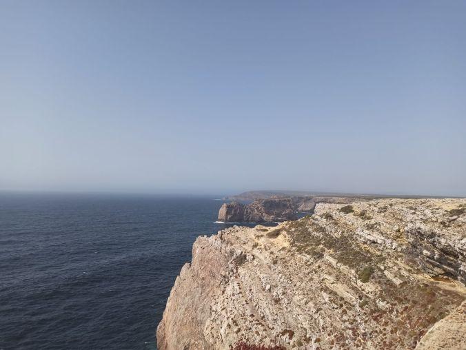 Cabo de San Vicente - Algarve - Portugal - El Viaje No Termina