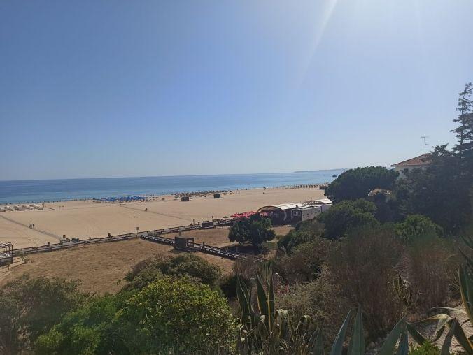 Playa Portimao - Algarve - Portugal - El Viaje No Termina