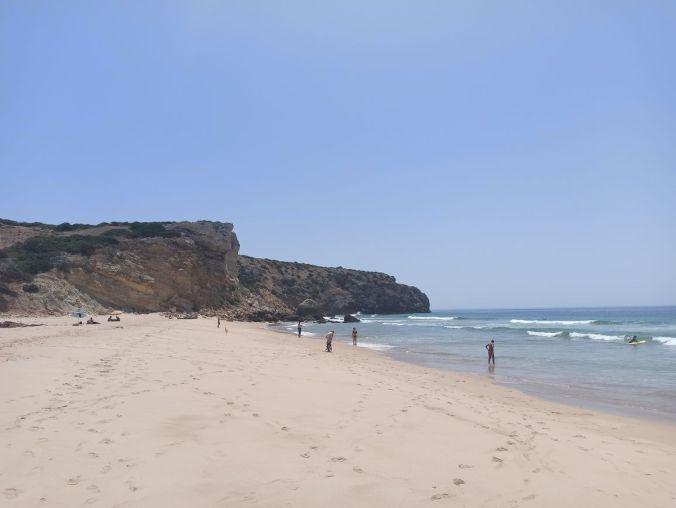 Praia do Zavial - Algarve - Portugal - El Viaje No Termina